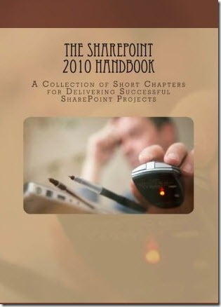 the-sharepoint-2010-handbook-vol-1-cover